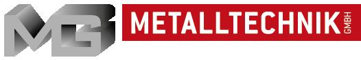 MG-Metalltechnik Logo